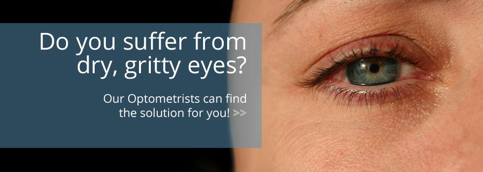 Dry Eyes slide